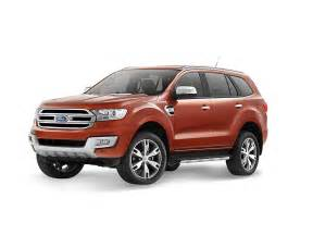 Ford Everest 2015 2015 Ford Everest Photo Gallery Autoblog