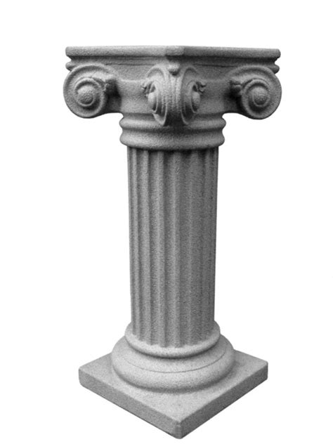 A Pedestal The Problem With Pedestals The Neighborhood Caf 233