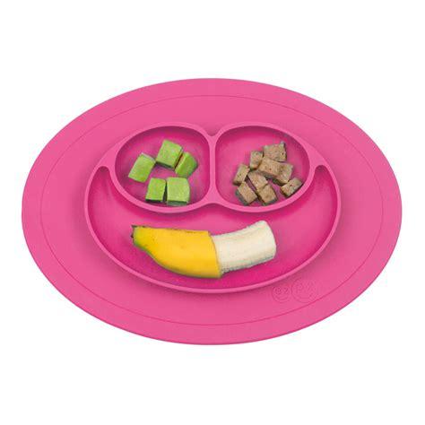 Ezpz Mini Mat Pink assiette et set de table tout en un mini mat pink de ezpz