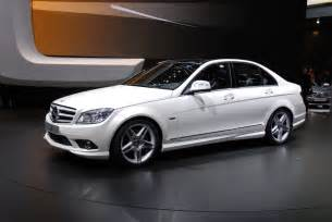 Mercedes 350s Mercedes C 350 Technical Details History Photos On