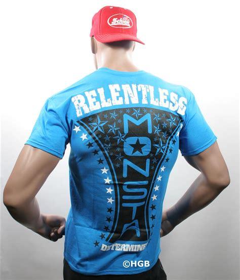 monsta clothing mens graphic t bodybuilding wear