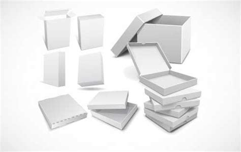 Packaging Template Designs 30 Free Vector Files To Collect Now Box Design Templates Free