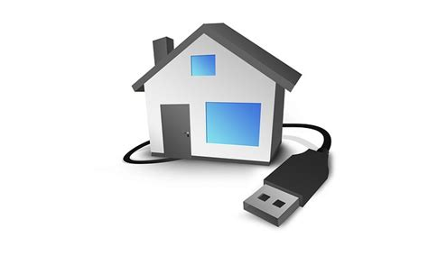 house usb communication  image  pixabay