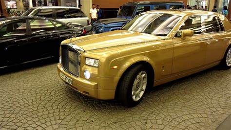 rolls royce gold rolls royce 2015 gold