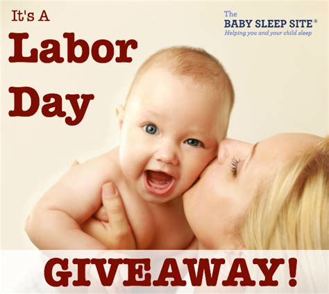 Labor Day Giveaway - labor day giveaway the baby sleep site baby toddler sleep consultants