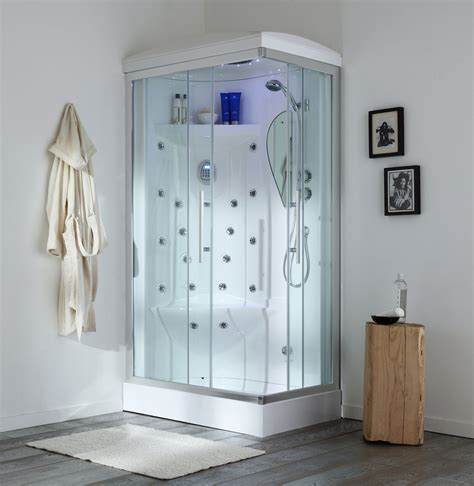 ebay box doccia cabina doccia con sauna 70x110 iride sinistra ebay