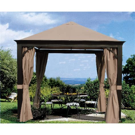 backyard gazebos canopies backyard and yard design for 187 194