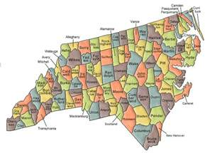 carolina college yearbooks by county