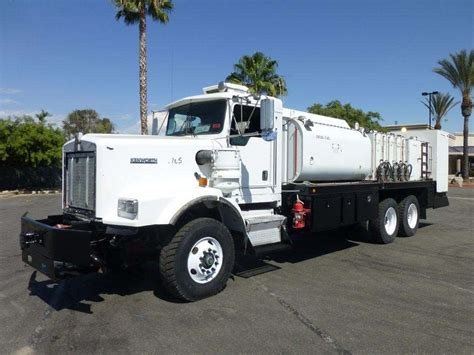 kw truck equipment 2005 kenworth c500b fuel lube truck for sale 148 031