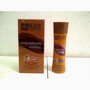 Sho Ginseng Rudy Hadisuwarno jual perawatan rambut rudy hadisuwarno hair loss defense