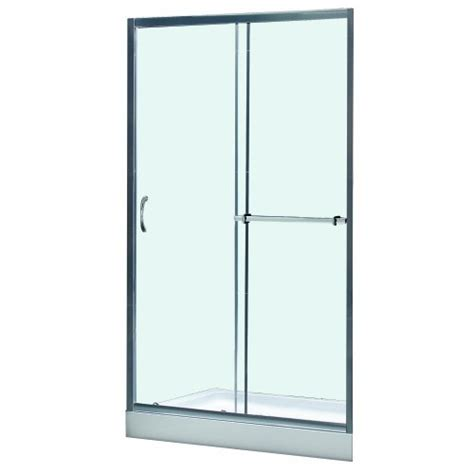 whitmor 17 quot sliding cabinet organizer chrome finish dreamline shdr 0948726 01 frameless sliding shower door 44