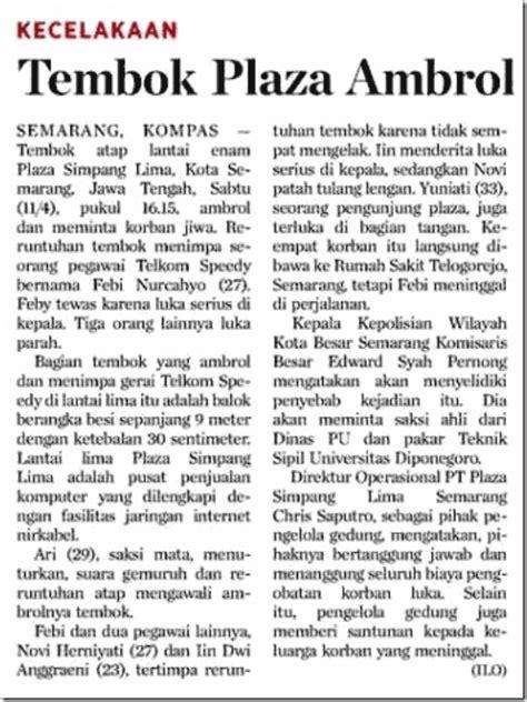 format penulisan artikel di koran teknik khusus dalam membaca cepat membaca koran 2