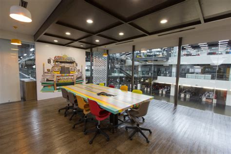 airasia redhouse photos airasia revs its office to create a fresh