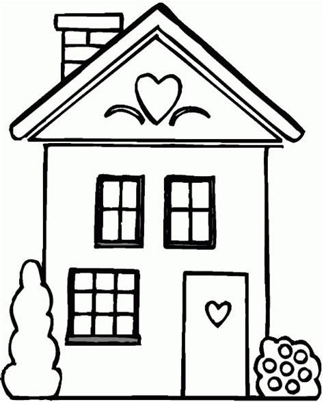 desenho de casas desenhos para colorir de casas lindos modelos para