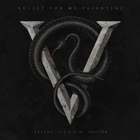 scream aim deluxe edition by bullet for my venom deluxe edition 2015