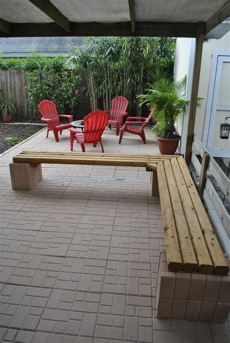 Landscape Timber Bench Plans Diy Outdoor Corner Bench Cheap Outdoor Landscape Timber