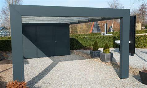 Glas Carport by Amberger Glas