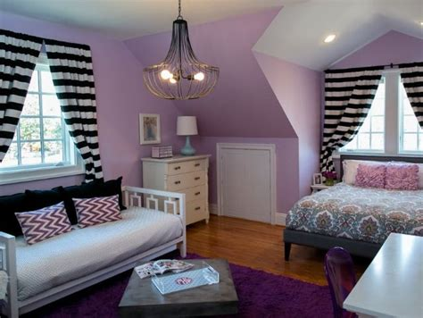 Light Purple Bedrooms Best 25 Purple Black Bedroom Ideas On Painting White Bedroom Furniture Black White