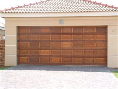 Wooden Garage Doors For Sale Panel Wooden Garage Doors For Sale Bronkhorstspruit Windows And Doors Junk Mail