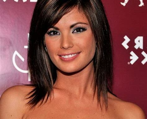 Coupe Cheveux Brune by Coupe Cheveux Mi Femme Brune