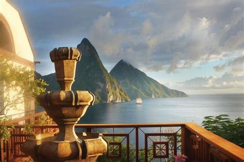 paito saint lucia caille blanc villa 1 700 3 740 night soufriere st
