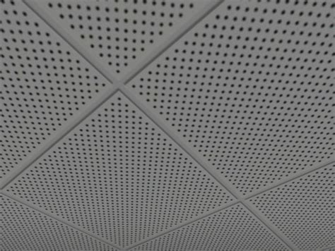 second life marketplace perforated white metal ceiling