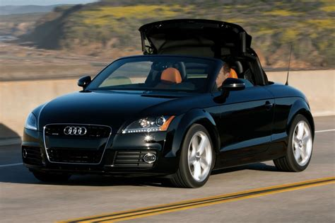 convertible audi 2013 used 2013 audi tt convertible pricing for sale edmunds