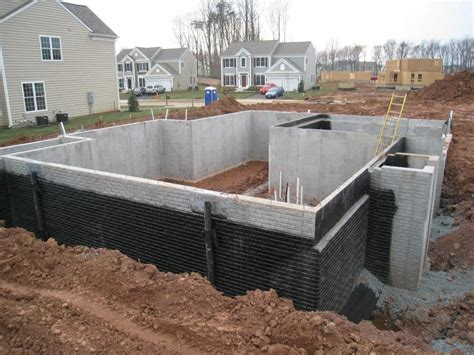 basement foundation waterproofing waterproof basement the best way to deal with your
