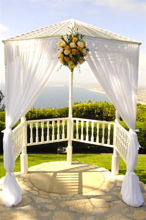Yellow Wedding Arch by Yellow Wedding Arch Flowers