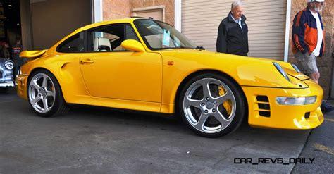 Ruf Porsche 911 Turbo by 1997 Ruf Porsche 911 Turbo R Yellowbird 39