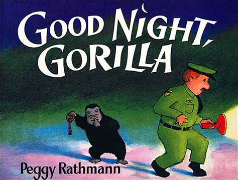 themes of book night book club week 28 goodnight gorilla
