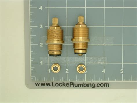 Eljer Faucet Stems by Eljer 491 2506 00 Stems With Seats Per Pair Locke Plumbing