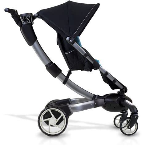 Origami Baby Carriage - 4moms origami 174 stroller silver