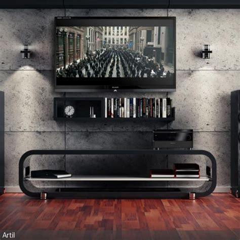 wand betonoptik platten betonoptik platten tvs w 228 nde und modern