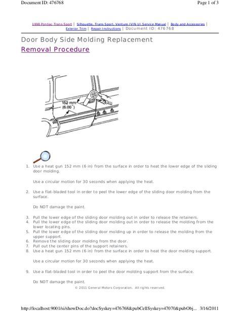 how to download repair manuals 1999 pontiac trans sport interior lighting service manual 1999 pontiac trans sport engine repair 1999 pontiac trans sport service