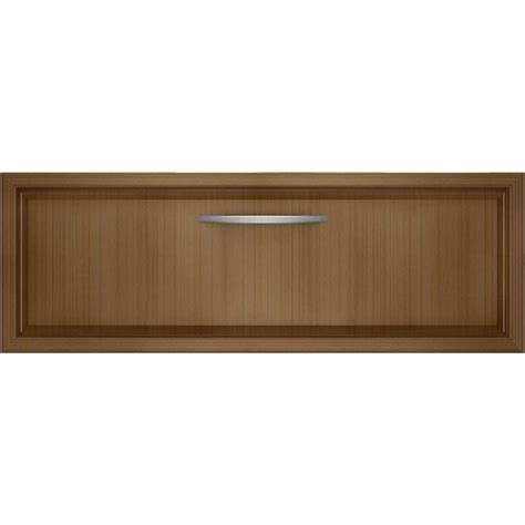 27 Warming Drawer by Kitchenaid 27 In Warming Drawer In Overlay Panel Ready