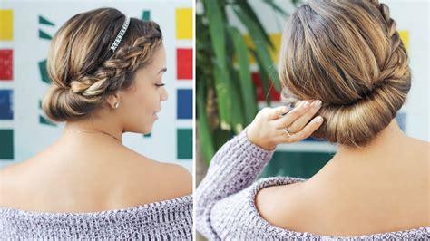 easy updo for hair luxy hair