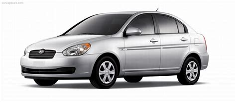 Hyundai Accent Specifications by 2007 Hyundai Accent Gls Conceptcarz