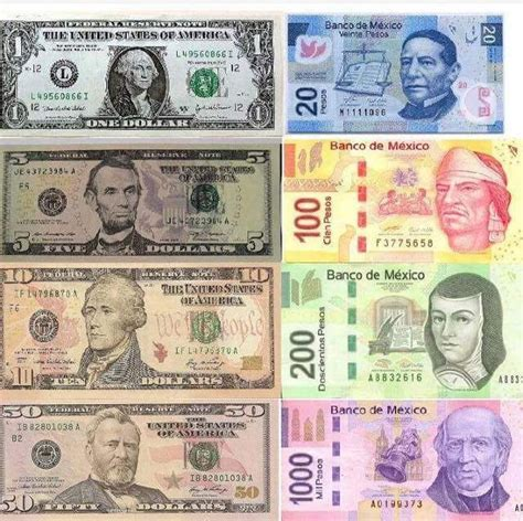 currency converter mexico america to mexican money chart charts america and money