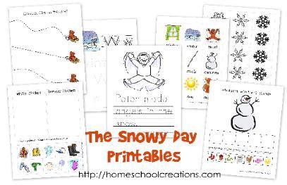 kindergarten activities book snowy day hand me down mom genes 24 christmas books pt 2