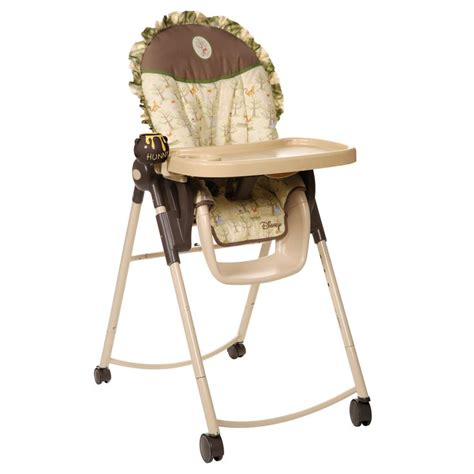 winnie the pooh adjustable high chair then comes a baby