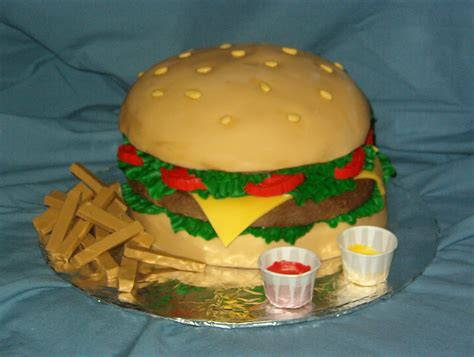hamburger kuchen hamburger cakes decoration ideas birthday cakes