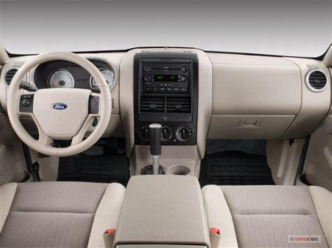 2008 Ford Explorer Interior by 2008 Ford Explorer Sport Trac Interior U S News World Report