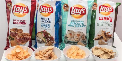 Lays Chips Sweepstakes - frito lays flavor contest 2015 business insider