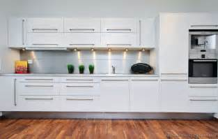Contemporary White Kitchen Designs Modern White Kitchen The Interior Designs