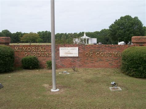 Find Columbia Memorial Cemetery