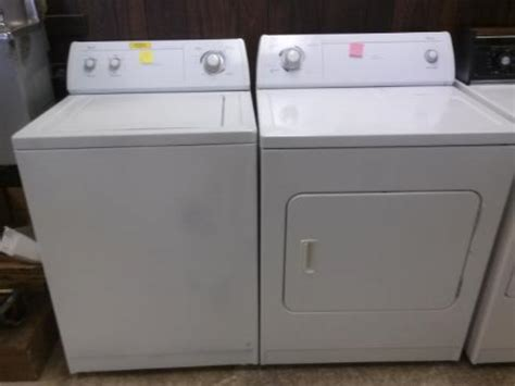 used washer and dryer sets used washer and dryer set akron 44307 hairstons appliances 350 appliances items for