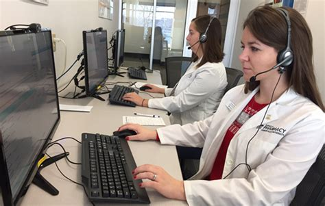 Call Pharmacy by School Of Pharmacy Opens Call Center Relations