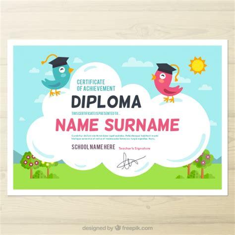 diplomas de honor cristianas lindo diploma descargar vectores premium