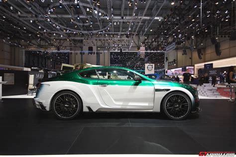 mansory cars 2015 geneva 2015 mansory continental gt race gtspirit
